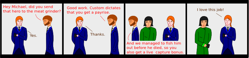 24: Pay Rise